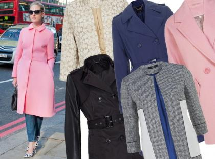 30 modnych płaszczyków na wiosnę od 99 do 299zł