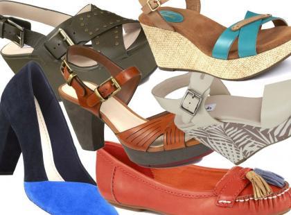 30 par butów na wiosnę i lato od Clarks