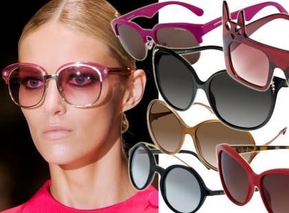 30 par najmodniejszych okularów przeciwsłonecznych