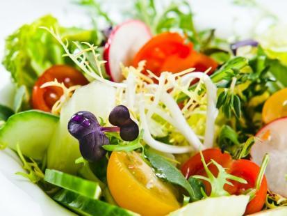 30 pomysłów na dania z warzywami na wiosnę