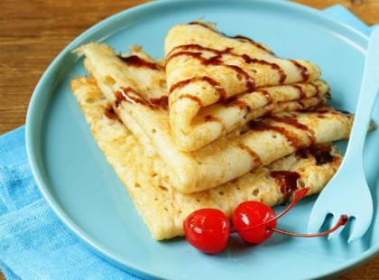 31 przepisów na pyszny obiad... na słodko
