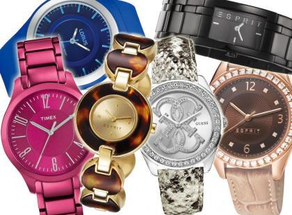 32 modele zegarków na jesień 2013