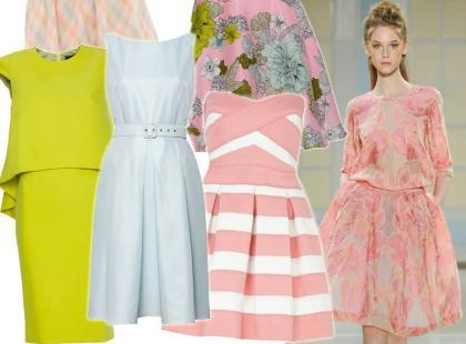 32 modne sukienki na wielkanocne spotkania