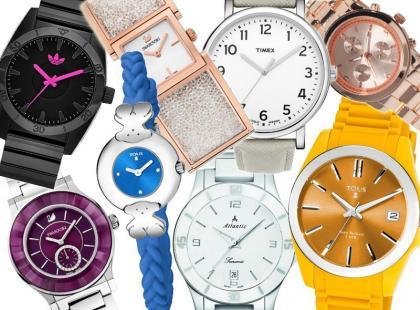 33 modne zegarki z wiosennych i letnich kolekcji