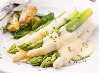 34 przepisy na dania ze szparagów