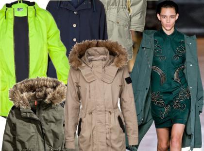 35 modnych parek na jesień i zimę