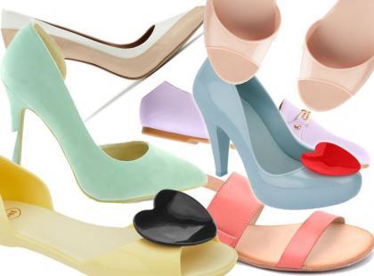 35 par pastelowych butów na wiosnę i lato