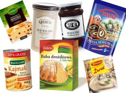 35 produktów na wielkanocne przygotowania