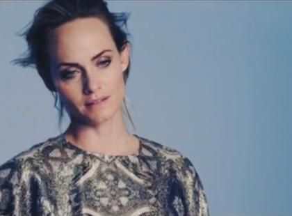 39-letnia supermodelka została twarzą wiosennej kolekcji H&M Conscious