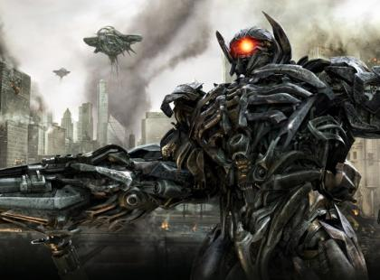 3D Transformers 3 (reż. Michael Bay)