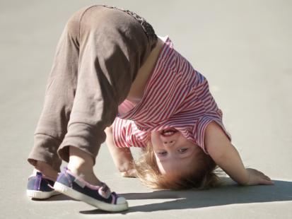 4 ćwiczenia na płaskostopie dla ciebie i malucha!