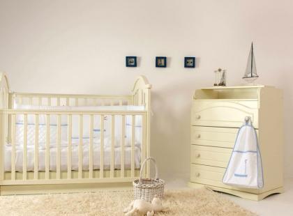4 kroki do urządzenia idealnego pokoju dla niemowlęcia