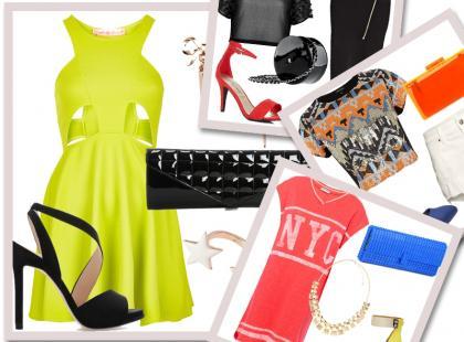 4 modne stylizacje na letnią imprezę