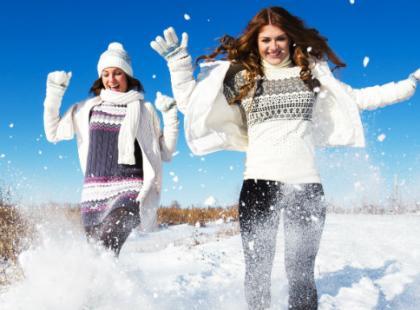 4 najlepsze pomysły na wieczór panieński zimą