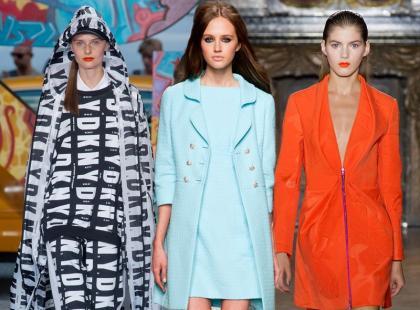 4 najmodniejsze kroje płaszczy na wiosnę 2014