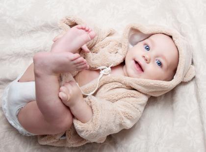 4 objawy alergii u niemowląt