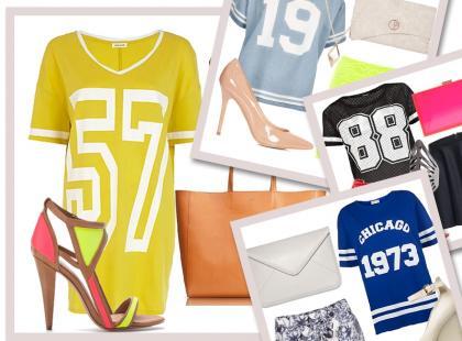 4 pomysły na sportowy look na lato 2013