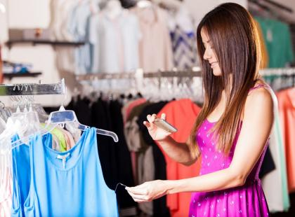 4 porady, jak polubić robienie zakupów
