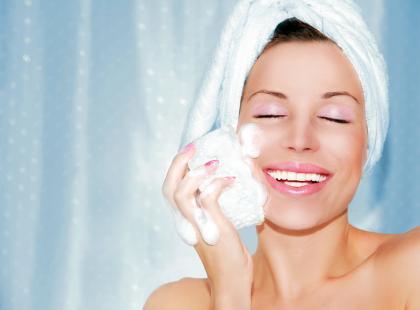 4 poranne kroki do pięknej i zdrowej skóry!