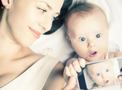 4 powody, dla których lepiej nie wrzucać zdjęcia dziecka do sieci