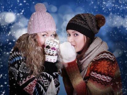 4 powody, dlaczego wciąż jest Ci zimno