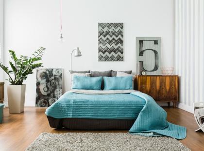 4 rady, jak wybrać narzutę na łóżko