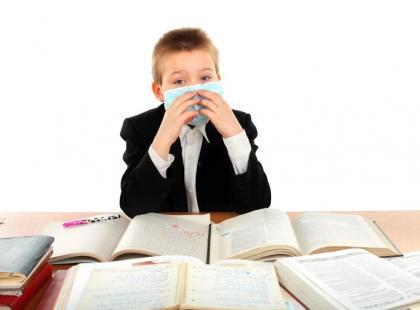 4 sposoby na wzmocnienie odporności ucznia!