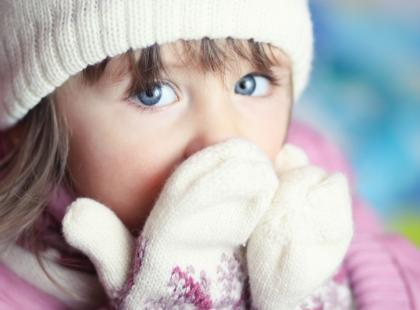 4 sposoby na zimowe choroby dzieci