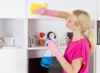 4 sprytne sposoby na czyszczenie nietypowych miejsc