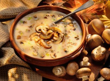 4 sztuczki, dzięki którym zupa grzybowa zawsze będzie pyszna!