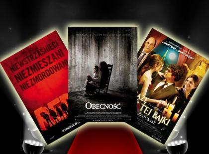 4 zabójcze premiery filmowe tego weekendu!