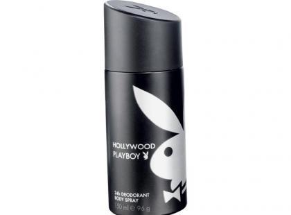 4 zapachy Playboya