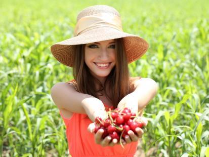 4 zasady uprawy czereśni w ogrodzie