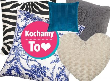 40 dekoracyjnych poduszek - które pasują do Twojego wnętrza?