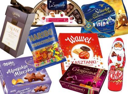 40 pomysłów na słodki prezent mikołajkowy