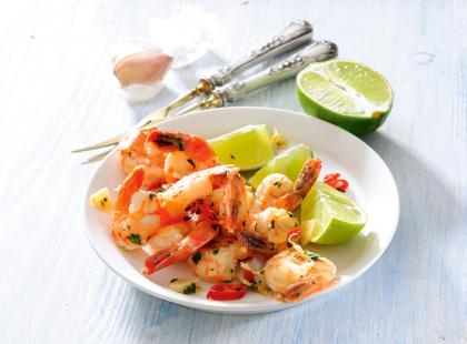 46 przepisów na apetyczne dania z krewetkami