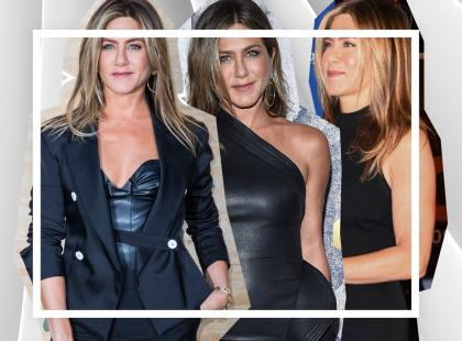 48-latce nie przystoi? Zobacz, jak Jennifer Aniston podkreśla swój seksapil