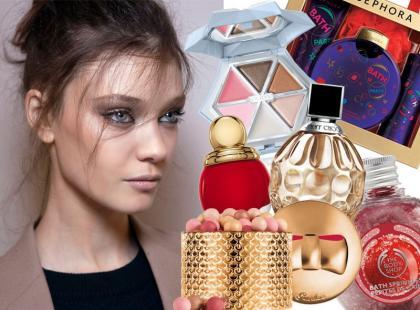 49 kosmetycznych prezentów na Święta!