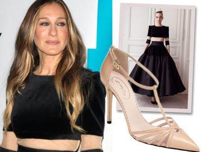 49-letnia Sarah Jessica Parker w pięknej kreacji haute couture