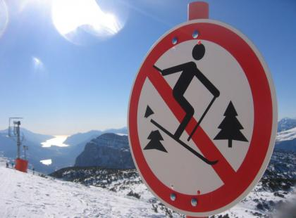 4d Snowbike – jak jeździć rowerem na płozach?