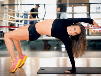 5 ćwiczeń Sylwii Wiesenberg, które spalą nadmiar tłuszczu