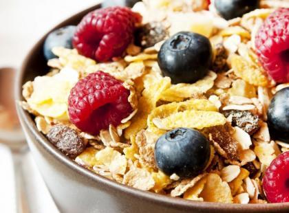 5 dietetycznych przepisów z płatkami kukurydzianymi