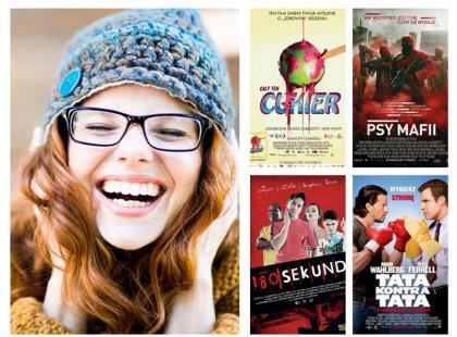 5 filmów, które zawojują tym weekendem
