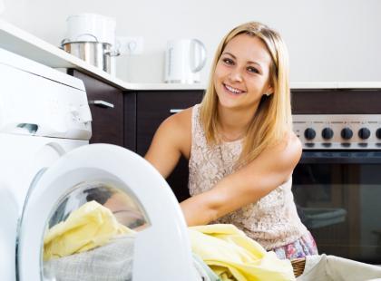 5 funkcji pralki, które ułatwiają życie!