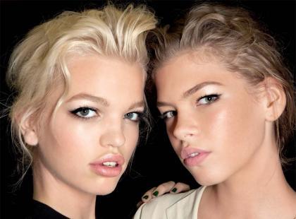 5 gorących makijaży na wiosnę 2012