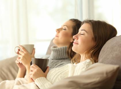 5 kroków, dzięki którym pokonasz zmęczenie. Rób ćwiczenia z nicnierobienia