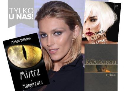 5 książek, które poleca Anja Rubik