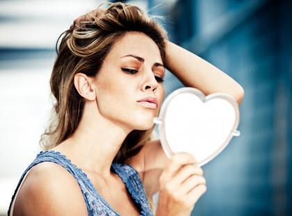 5 lustrzanych nawyków kobiet!