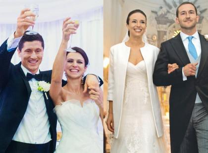 5 najbardziej bajkowych ślubów gwiazd ostatnich miesięcy