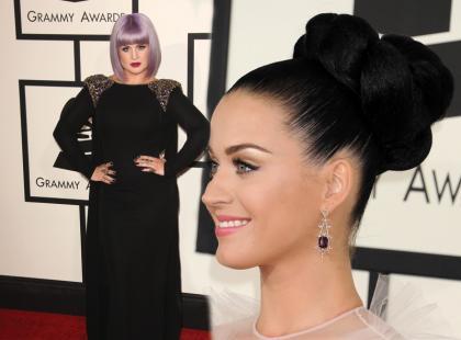 5 najciekawszych fryzur z Grammy 2014